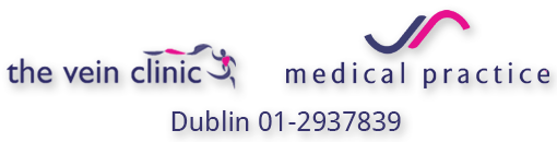 The Vein Clinic, Sandyford, Dublin. Telephone Number: Dublin 01-2937839